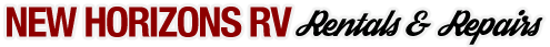 New Horizon RV Rentals and Repairs
